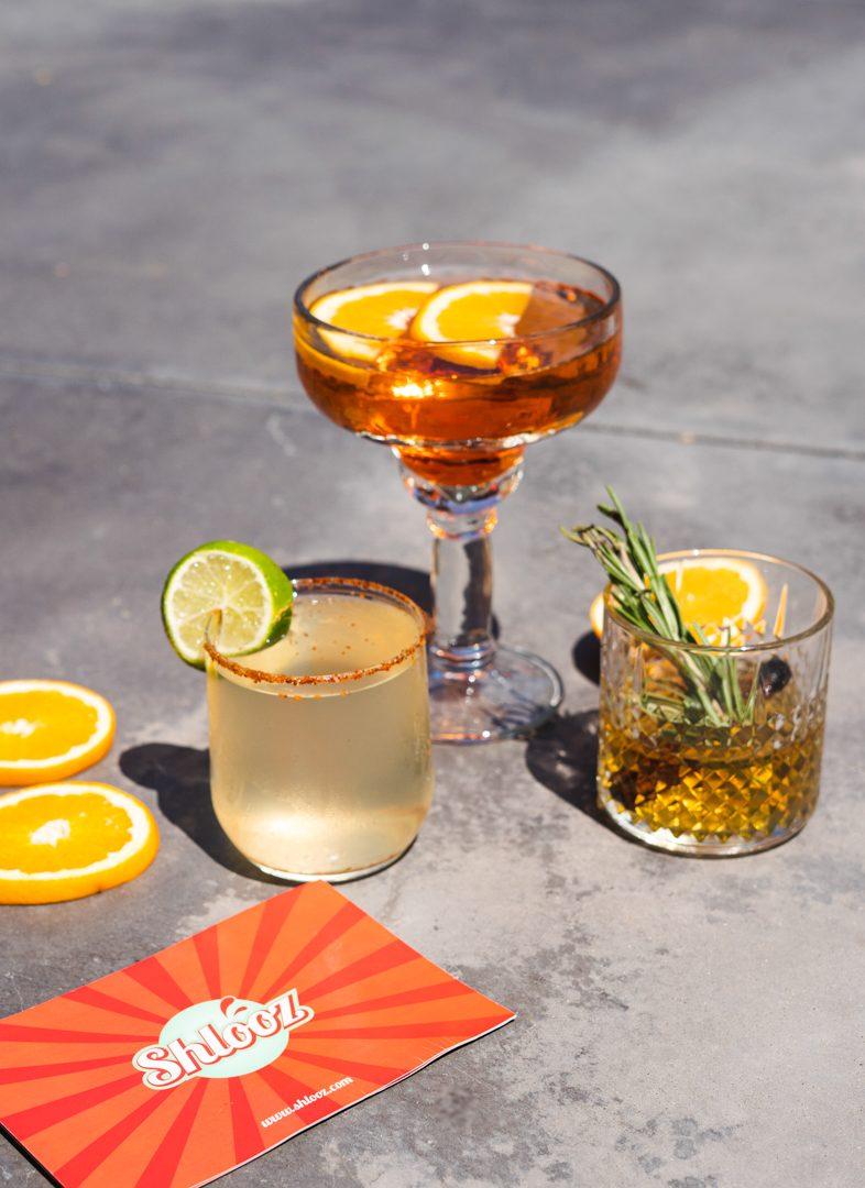 Shlooz Liquor Founded by Andy Treys